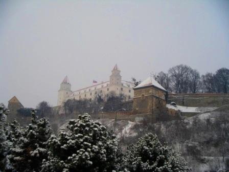 Bratislava2-Bratislava Kalesi