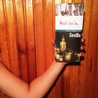 Sevilla-map