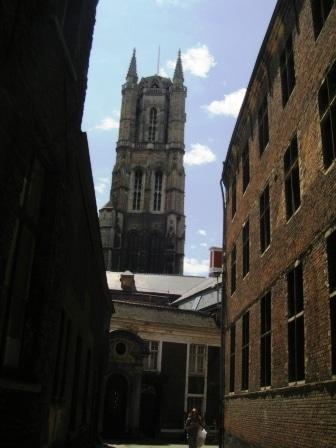 Ghent St. Nicholas Church