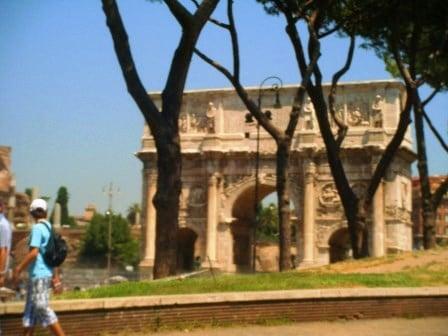 Roma Arch of Constantine