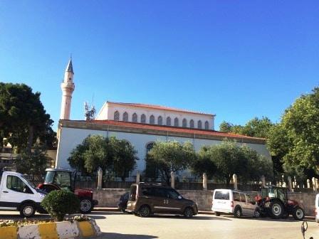 Gelibolu Gazi Suleyman Pasa Cami