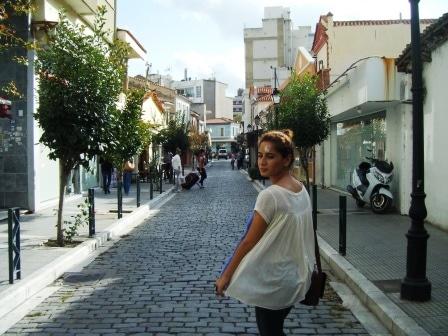 Yunanistan Gumulcine Carsisi