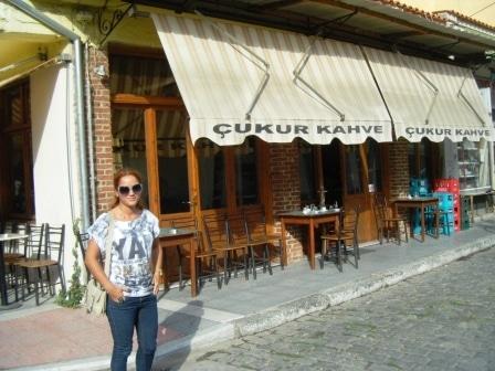 Yunanistan Gumulcine Cukur Kahve