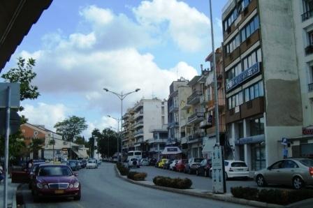 Yunanistan Gumulcine sokak