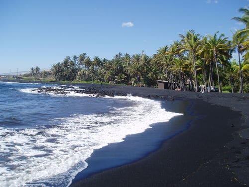 siyah-sahil-hawaii