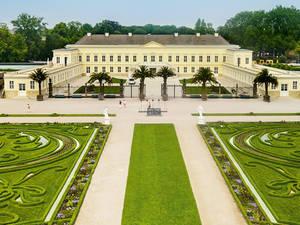 Herrenhausen Kraliyet Bahceleri