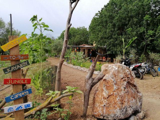 Kayakoy Jungle Kamping